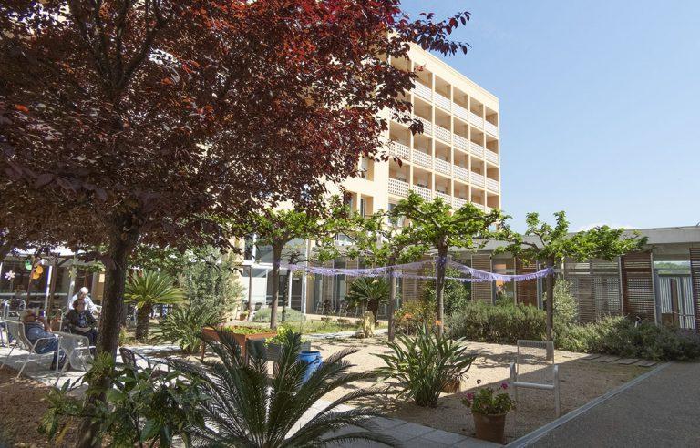 Residència Guillem Mas Instal·lacions